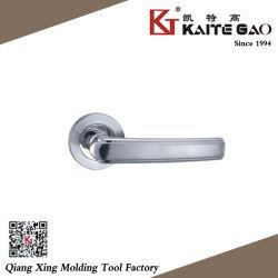 (TD-011) Punho do nível da cavidade do aço inoxidável do revestimento do cetim para o corredor