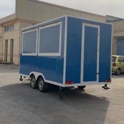 Street Mobile продовольственной торговые автоматы Car/Хамбюргер ресторан быстрого питания