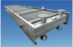 مبرد الهواء لكفاءة نقل الحرارة العالية وانخفاض الضغط والهيكل الصغير