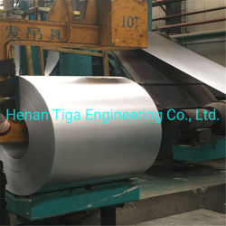 ASTM A792 AFP Anti Finger Print Az150g Hot DIP Gl Bobina in acciaio galvanico completamente indurito e caldo
