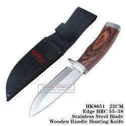Lame fixe de plein air les couteaux de chasse à la survie Knifetactical Knifecombat couteau de chasse