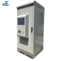 IP55 27u 32u 36u 19 Inch Rack Outdoor Electric Telecom Equipment Cabinet