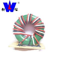 亜鉄酸塩のリングの平らなコイルのカラーコードの誘導器によって絶縁されるワイヤー