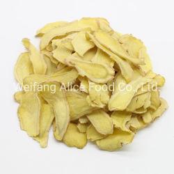 Cina spuntini vegetali sani Prezzi economici esportazione all'ingrosso Standard fritti Sezione di zenzero VF