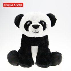 Фаршированные Panda мягкие игрушки стильный подарок с Eyelight