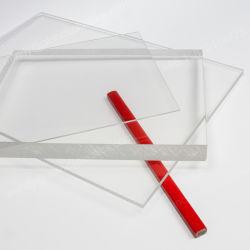 Pannello acrilico colore plastica colata trasparente trasparente lastra acrilica 3mm