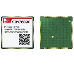 SIM7000A nieuwe kat-M1 (eMTC) Draadloze Module Lte met fDD-Lte B2/B4/B12/B13