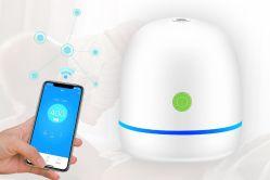 WiFi intelligente elektrische Moskitovaporizer-Insekt-Mörder-Plage-abstoßendes Moskito-Mörder-Plage-Insektenvertilgungsmittel für flüssigen Gebrauch