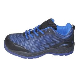 Puntera de acero superior Kpu moda Zapatos de seguridad de caucho Proveedor de China