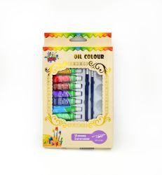 Multi-Color artista Pintura de aceite de colores para pintar