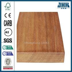 Dedo de madeira de borracha da placa conjunta da bancada de trabalho