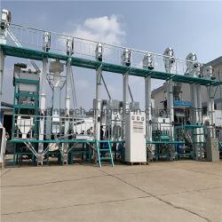 30-50 Tonnen pro Tag komplettes Set-Reismühle-