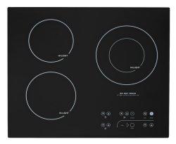 組み込みのタイプ4burnerの誘導の炊事道具