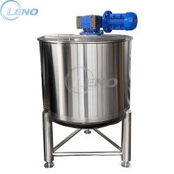 Mixer van de Grootte van de Apparatuur van de Mixer van de Melk van de Drank van het Sap van het roestvrij staal de Industriële