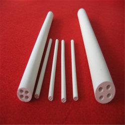 2 à 4 trous en céramique de Magnésie Tube isolant pour élément de chauffage