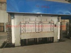 Le contreplaqué Presse à chaud pour le contreplaqué de la chaleur en appuyant sur 2019 hydraulique automatique