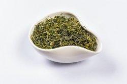 الشاي الأخضر العضوي الصيني إمي موفنغ يترك التجارة العادلة