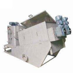 La separación líquido sólido la máquina para la industria de lácteos