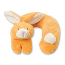 Cuscino animale molle dentellare delle bambole del coniglio di coniglietto della peluche