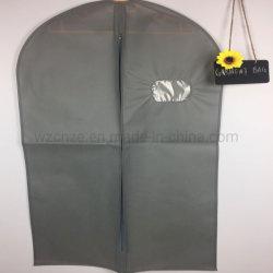 Customized 72pol de comprimento não tecidos PVC PP PEVA vestido de noiva veste Bag para suite