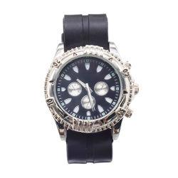 Custom Kunststoff Fashion Quartz man Silica Gel Military Uhr (cm0100)