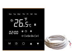 Regolatore di temperatura del termostato di CA dello schermo di tocco dell'affissione a cristalli liquidi Digital