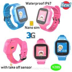 Usine 3G WiFi GPS tracker Kids Smart avec dépose Alert