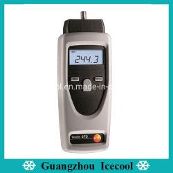 Testo 470 optiques de précision d'origine / compteur de mesure de vitesse mécanique Testo470 compte-tours n° 0563 0470
