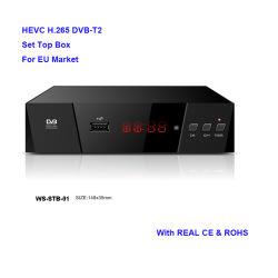 Auto Biss Récepteur/Mini récepteur DVB T2/HD Set Top Box