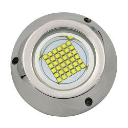 En vertu de la pêche en eau à LED IP68 des feux de bateau de sous-marin de l'éclairage à LED 108puissance/12V Marine lumière