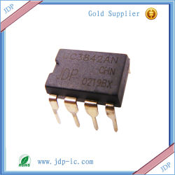 Uc3842an Dip8 Koperen Pin Grote Chip Power Management Ic Pwm Krachtige Stroommodus Lader Kern