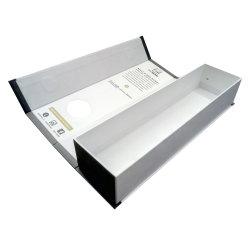 Impressão personalizada Dom Rígida Caixa de papel com fecho magnético