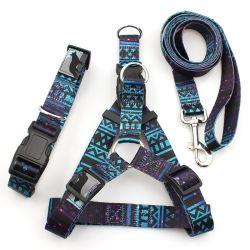 Confortable et le collier du faisceau de chien laisses avec boucle réglable