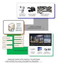 IPTVのソフトウェアのデジタル媒体のマスターは勝つ (DMM)