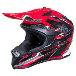 Un punto caliente estándar Diseño Personalizado Venta Motocross casco de motocicleta Motorcycle Parts