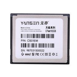 6 Go de qualité industrielle Cfast carte flash SSD