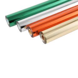 Pellicola per stampaggio a caldo in PU/pelle lucida