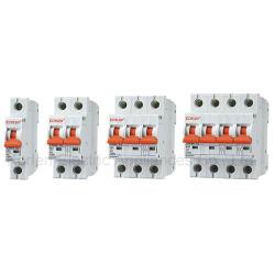 Interrupteur du disjoncteur du circuit de l'air intelligent avec accès sans fil le contrôle WiFi Knb6-63