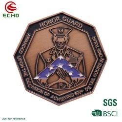 硬貨メーカーの卸売の安い習慣3Dのブランク金属の骨董品の硬貨
