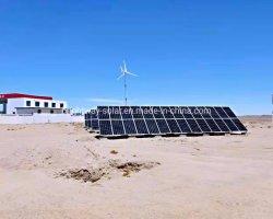 Generatore solare di vento personalizzato sistema solare ibrido per la casa/fattoria/costruzione/area rurale