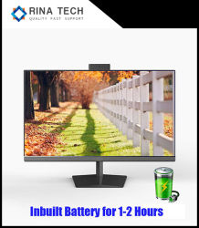 23.8 pulgadas de Smart TV LED LCD pantalla de monitor de ordenador de sobremesa todo en un PC