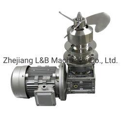 Agitador magnético industrial de 200 rpm, acero inoxidable agitador magnético, Horizontal mezclador magnético