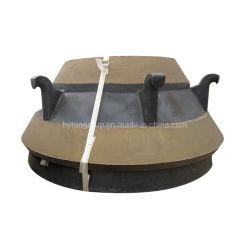 Высокое качество Саймонс 7фт конусная дробилка чашу запасные части гильзы и мантии