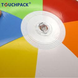 경쟁가격 무료 샘플 관례에 의하여 인쇄되는 팽창식 PVC 비치 볼