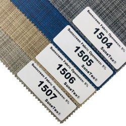 Zip Screen Smart Fabric Window Shades Fabric