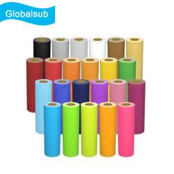 Flex Glitter TPU Vinyle de transfert de chaleur pour le logo de marque
