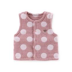 Los niños ropa de bebé para el otoño de chaleco