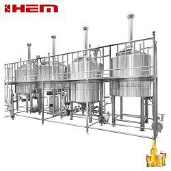 1000L Brewing 1000L Sistema de cerveja para equipamento de fabricação de cerveja Brite Tanque de cerveja