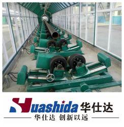 الأنابيب الفولاذية External 3PE Tilating Machine/Line PE Extrusion Three (3 أنابيب فولاذية خارجية 3PE مقاومة للتآكل) خط الطبقة PE