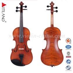 Hoogwaardige, handgemaakte geavanceerde Solidwood-violine (AV100)